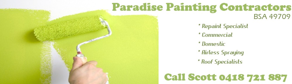 Home - Paradise Painting ContractorsParadise Painting